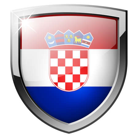 croatia shield photo
