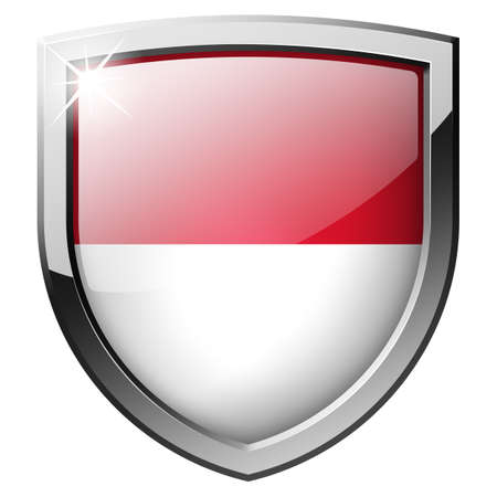 Indonesia Shield photo