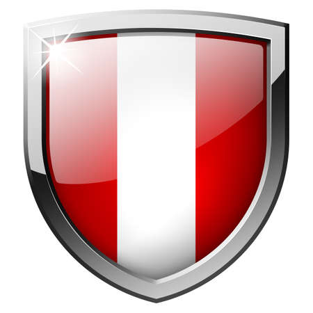 Peru shield photo