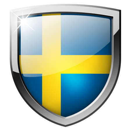 Sweden shield photo