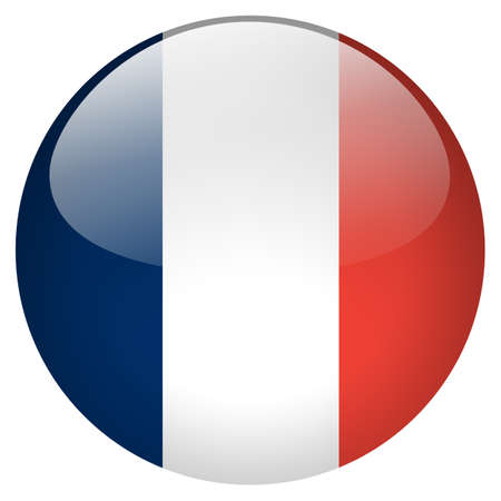bandera francia: Francia Bot�n
