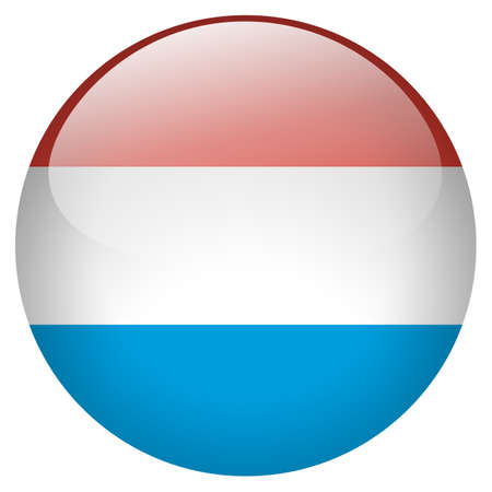 Luxembourg Button photo