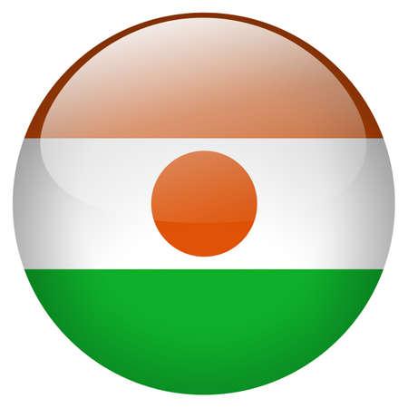 niger: Niger Button
