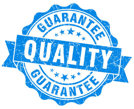 quality stamp: Quality Guarantee Grunge Stamp