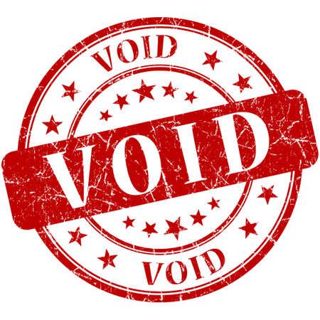 void grunge round red stamp Stock Photo