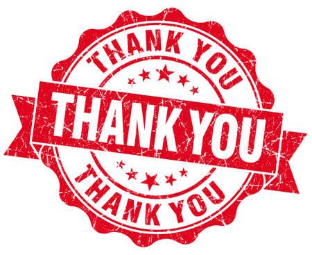 gratefulness: Gracias Grunge sello redondo rojo