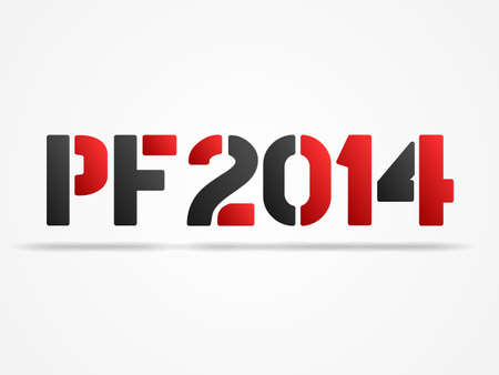 pf: pf 2014 red poster