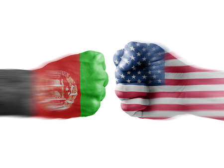 Afghanistan x USA photo