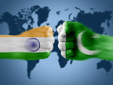 india x pakistan photo
