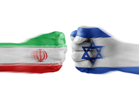 iran x israel photo