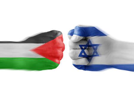 イスラエル パレスチナ x 写真素材