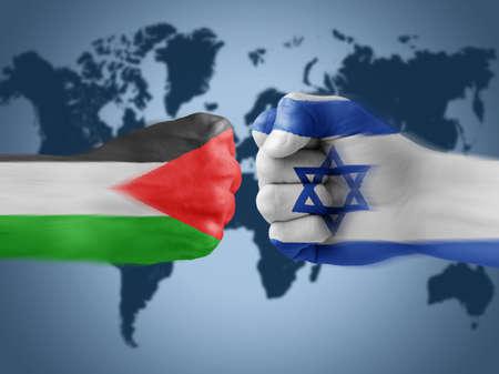 israel x palestine photo