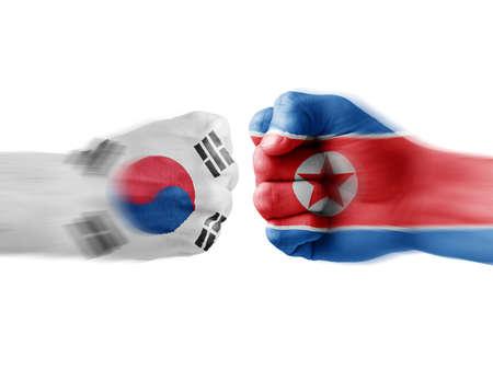 discord: south korea x north korea