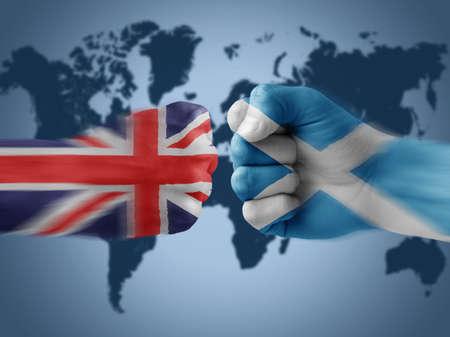 england x scotland Imagens