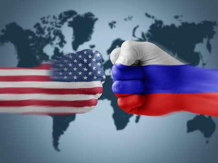 spojené státy americké: usa x rusko