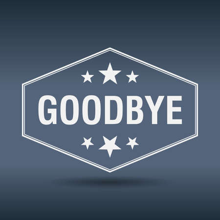 addio: