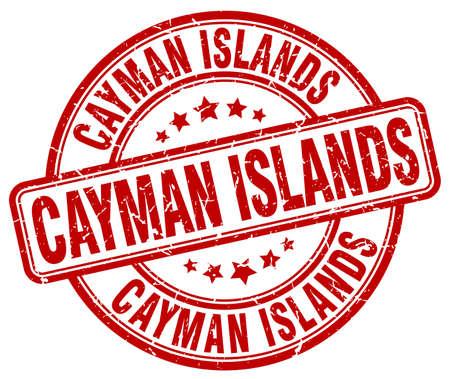 cayman islands: Cayman Islands red grunge round vintage rubber stamp.Cayman Islands stamp.Cayman Islands round stamp.Cayman Islands grunge stamp.Cayman Islands.Cayman Islands vintage stamp. Illustration