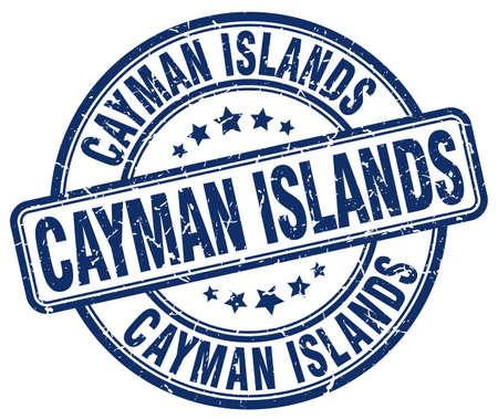 cayman: Cayman Islands blue grunge round vintage rubber stamp.Cayman Islands stamp.Cayman Islands round stamp.Cayman Islands grunge stamp.Cayman Islands.Cayman Islands vintage stamp. Illustration