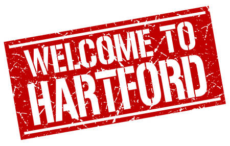 hartford: welcome to Hartford stamp