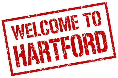 hartford: welcome to Hartford stamp