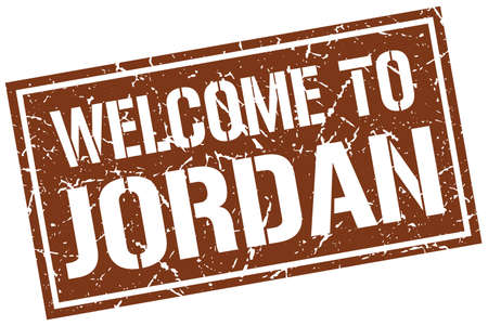 jordan: welcome to Jordan stamp