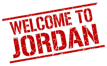 jordan: welcome to Jordan stamp