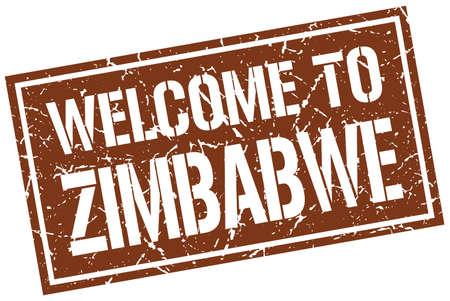zimbabue: la bienvenida a la marca de Zimbabwe