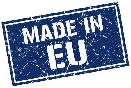eu: made in eu stamp