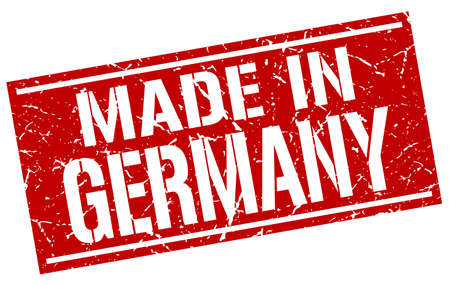 made in germany: made in Germany stamp
