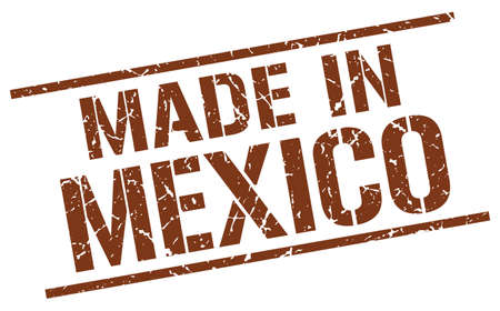produced: made in Mexico stamp
