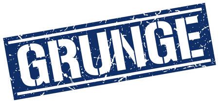 grunge: grunge square grunge stamp