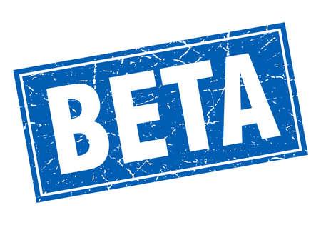 beta square stamp