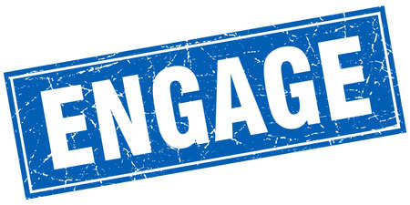engage: engage square stamp