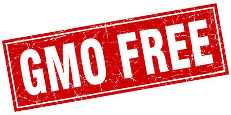 gmo: gmo free square stamp