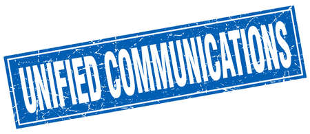 unified communications square stamp