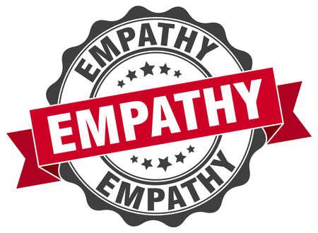 empathy: empathy stamp. sign. seal