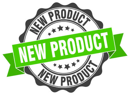 new product stamp. sign. seal 일러스트