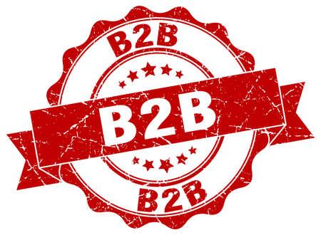 b2b: b2b stamp. sign. seal