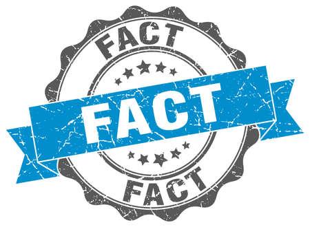 fact: fact stamp. sign. seal