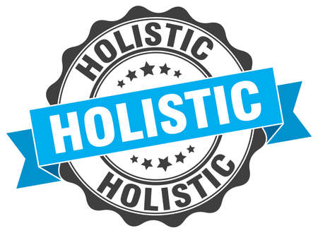 holistic: holistic stamp. sign. seal