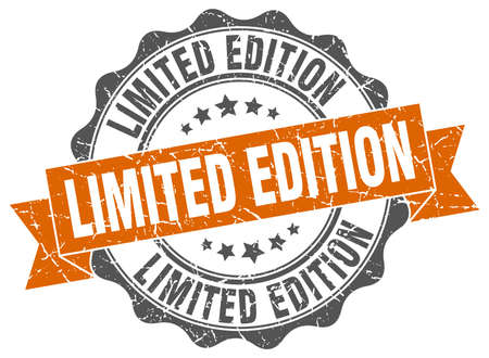limited edition stamp. sign. seal