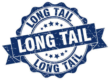the tail: long tail stamp. sign. seal
