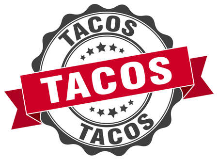 tacos: tacos stamp. sign. seal