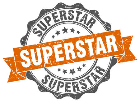 superstar stamp. sign. seal
