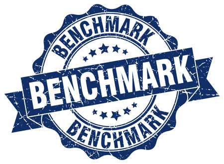 benchmark: benchmark stamp. sign. seal