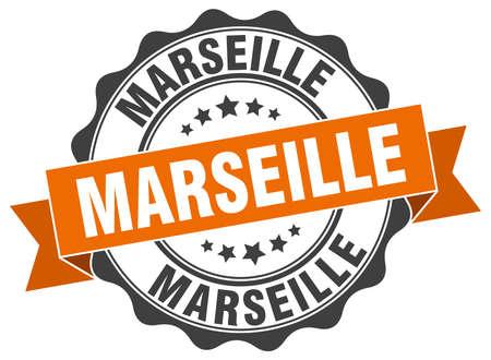 Sigillo di nastro rotondo di Marsiglia
