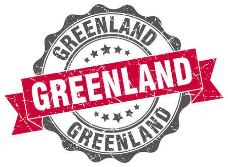 Grönland Runde Band Dichtung