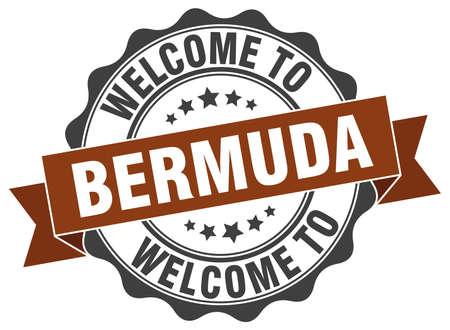 Bermuda round ribbon seal