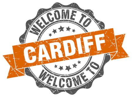 Cardiff round ribbon seal