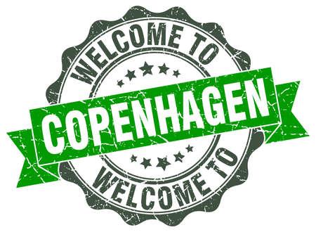 Copenhagen round ribbon seal